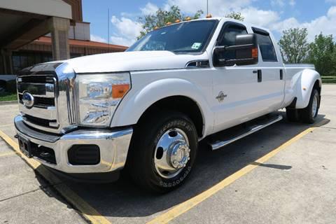 2011 Ford F-350 Super Duty for sale at Louisiana Truck Source, LLC in Houma LA