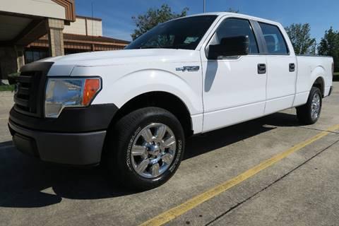 2010 Ford F-150 for sale at Louisiana Truck Source, LLC in Houma LA