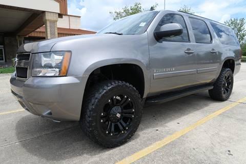 2008 Chevrolet Suburban for sale at Louisiana Truck Source, LLC in Houma LA