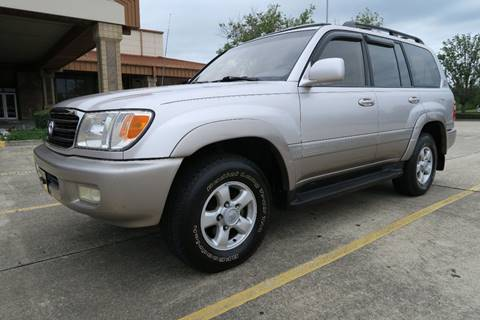 1999 Toyota Land Cruiser for sale at Louisiana Truck Source, LLC in Houma LA