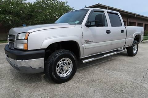 2005 Chevrolet Silverado 2500HD for sale at Louisiana Truck Source, LLC in Houma LA