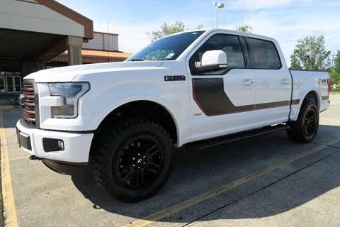 2016 Ford F-150 for sale at Louisiana Truck Source, LLC in Houma LA