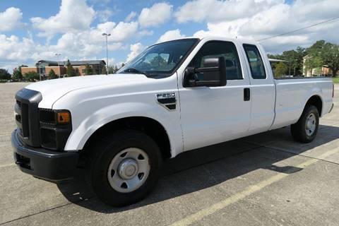 2008 Ford F-250 Super Duty for sale at Louisiana Truck Source, LLC in Houma LA