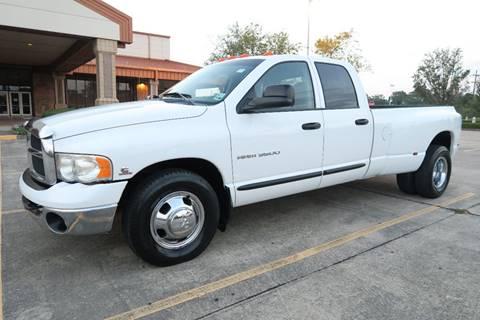 2004 Dodge Ram Pickup 3500 for sale at Louisiana Truck Source, LLC in Houma LA