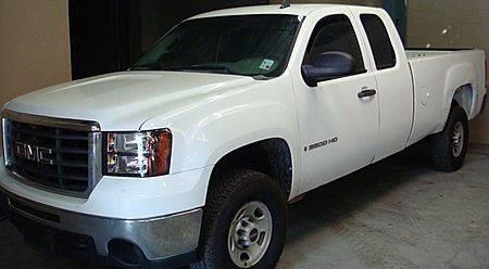 2008 GMC Sierra 2500HD for sale at Louisiana Truck Source, LLC in Houma LA