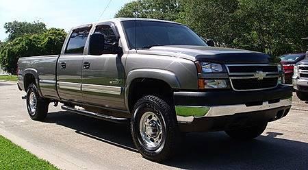 2007 Chevrolet Silverado 2500HD for sale at Louisiana Truck Source, LLC in Houma LA