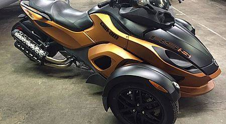 2011 Can-Am Spyder for sale at Louisiana Truck Source, LLC in Houma LA