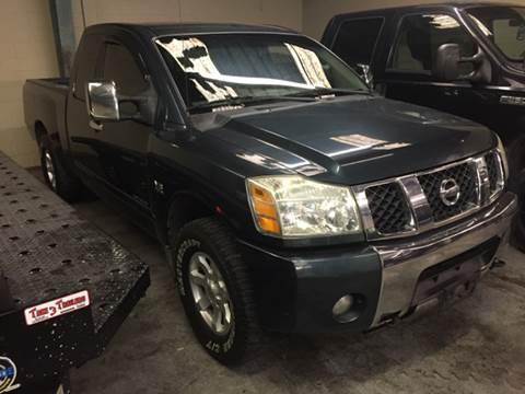 2004 Nissan Titan for sale at Louisiana Truck Source, LLC in Houma LA