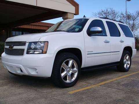 2011 Chevrolet Tahoe for sale at Louisiana Truck Source, LLC in Houma LA