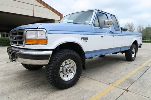1996 Ford F-250 for sale at Louisiana Truck Source, LLC in Houma LA