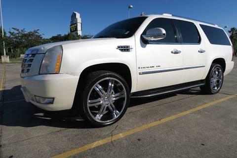 2007 Cadillac Escalade ESV for sale at Louisiana Truck Source, LLC in Houma LA