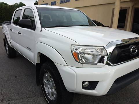 2013 Toyota Tacoma for sale at Highlands Luxury Cars, Inc. in Marietta GA