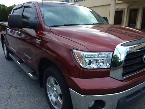 2008 Toyota Tundra for sale at Highlands Luxury Cars, Inc. in Marietta GA