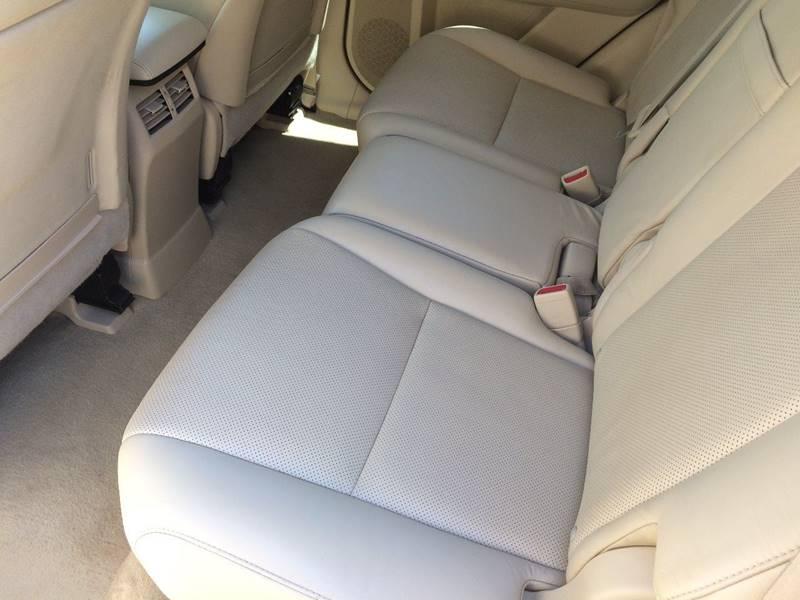 2010 Lexus RX 350 AWD 4dr SUV - Marietta GA