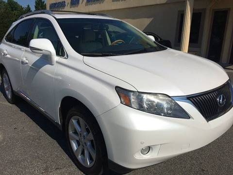 2010 Lexus RX 350 for sale at Highlands Luxury Cars, Inc. in Marietta GA