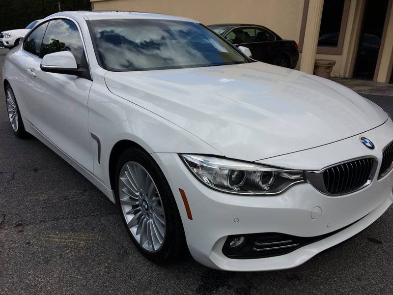 2014 BMW 4 Series for sale at Highlands Luxury Cars, Inc. in Marietta GA
