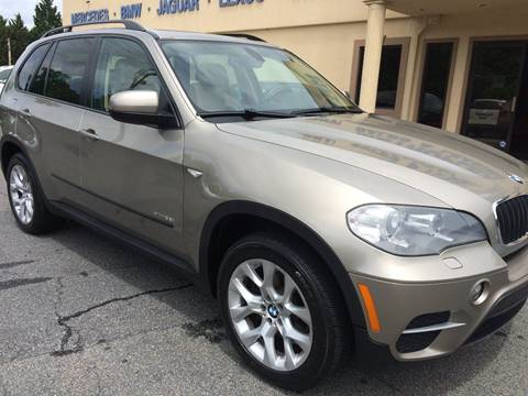 2012 BMW X5 for sale at Highlands Luxury Cars, Inc. in Marietta GA