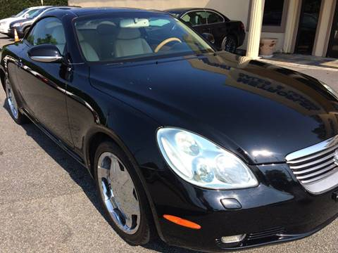 2005 Lexus SC 430 for sale at Highlands Luxury Cars, Inc. in Marietta GA