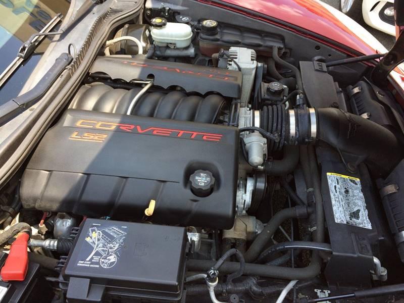 2007 Chevrolet Corvette 2dr Coupe - Marietta GA