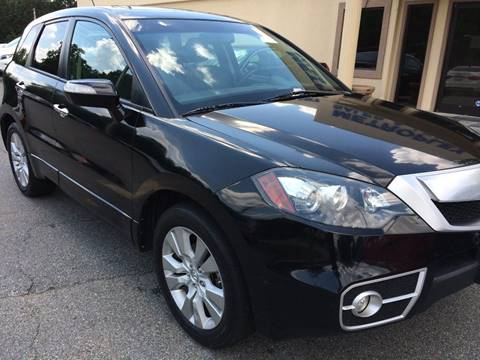 2010 Acura RDX for sale at Highlands Luxury Cars, Inc. in Marietta GA