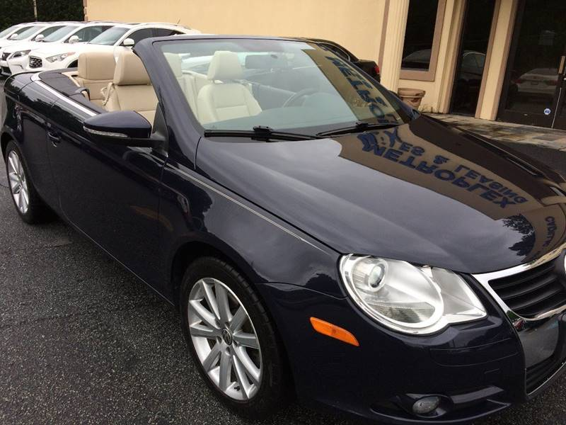 2011 Volkswagen Eos for sale at Highlands Luxury Cars, Inc. in Marietta GA