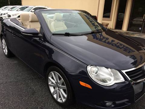 2011 Volkswagen Eos for sale at Highlands Luxury Cars, Inc. in Marietta GA