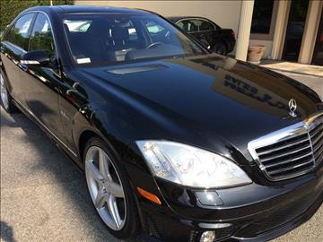 2008 Mercedes-Benz S-Class for sale at Highlands Luxury Cars, Inc. in Marietta GA