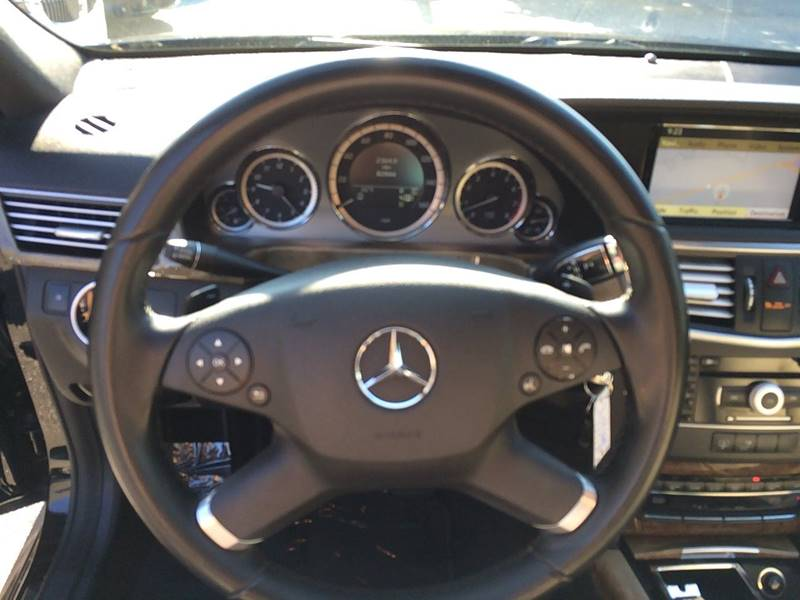 2011 Mercedes-Benz E-Class E 350 Luxury 4dr Sedan - Marietta GA
