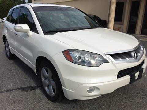 2009 Acura RDX for sale at Highlands Luxury Cars, Inc. in Marietta GA