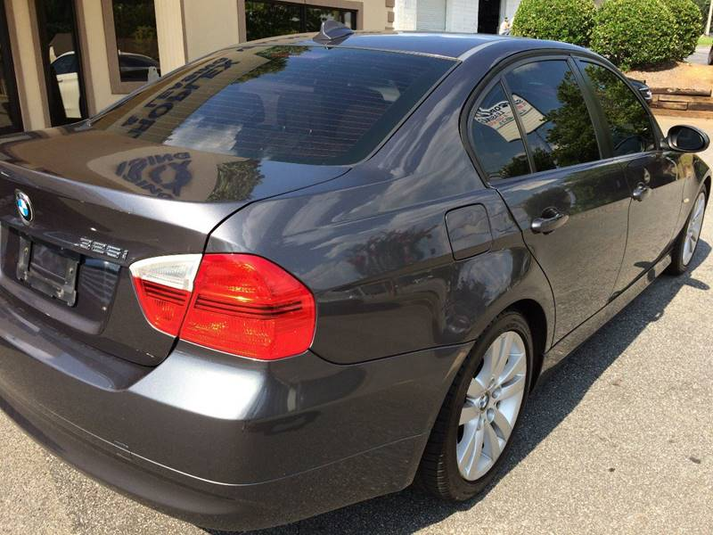 2006 BMW 3 Series 325i 4dr Sedan - Marietta GA