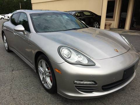 2011 Porsche Panamera for sale at Highlands Luxury Cars, Inc. in Marietta GA
