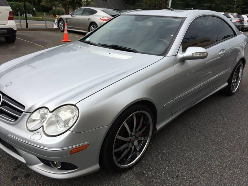 2009 Mercedes-Benz CLK CLK 550 2dr Coupe - Marietta GA