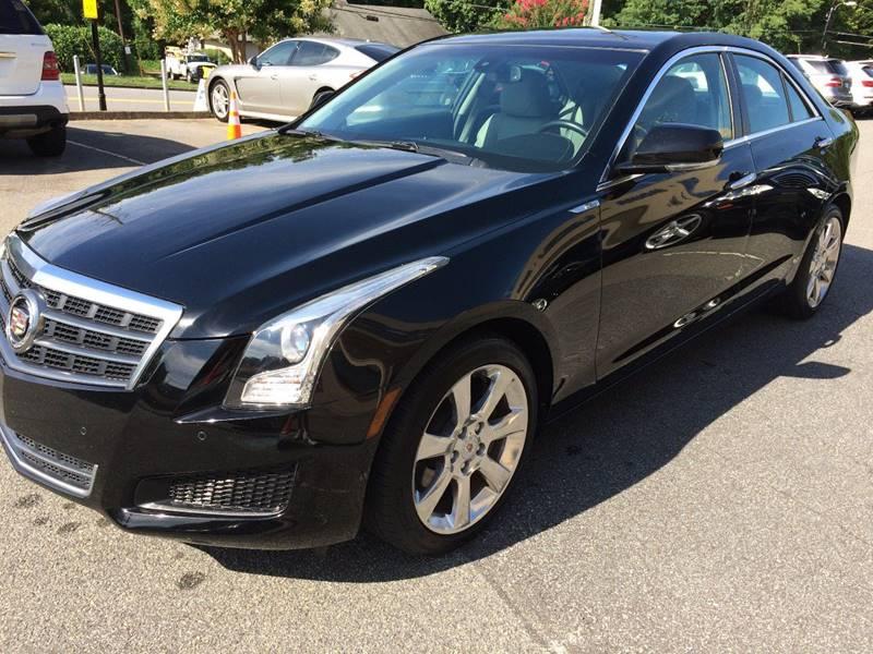 2013 Cadillac ATS 2.5L Luxury 4dr Sedan - Marietta GA
