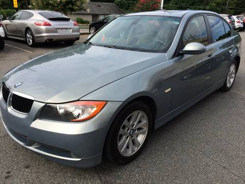 2007 BMW 3 Series for sale at Highlands Luxury Cars, Inc. in Marietta GA