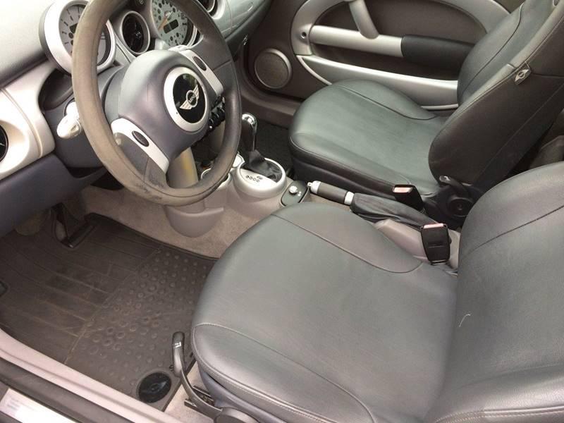 2002 MINI Cooper 2dr Hatchback - Marietta GA