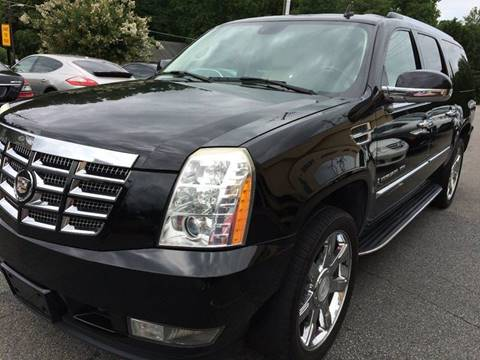 2007 Cadillac Escalade ESV for sale at Highlands Luxury Cars, Inc. in Marietta GA