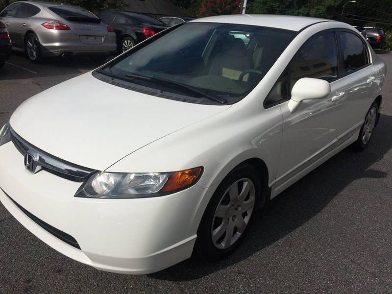 2006 Honda Civic for sale at Highlands Luxury Cars, Inc. in Marietta GA