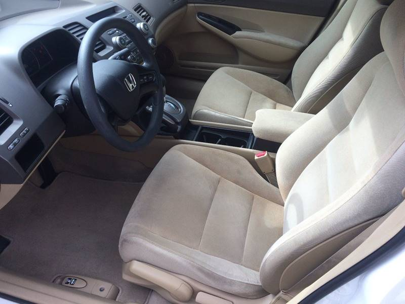 2006 Honda Civic LX 4dr Sedan w/automatic - Marietta GA