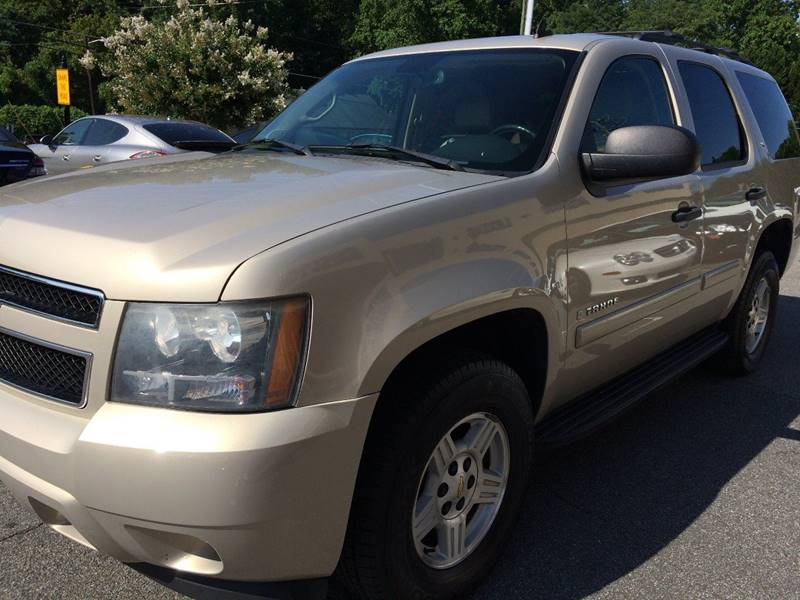 2007 Chevrolet Tahoe for sale at Highlands Luxury Cars, Inc. in Marietta GA