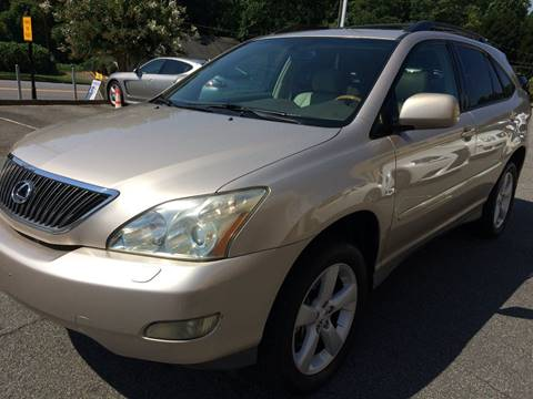 2005 Lexus RX 330 for sale at Highlands Luxury Cars, Inc. in Marietta GA