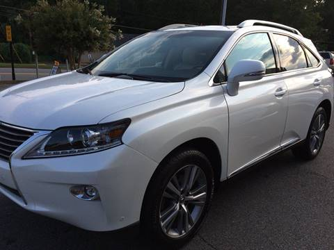 2015 Lexus RX 350 for sale at Highlands Luxury Cars, Inc. in Marietta GA