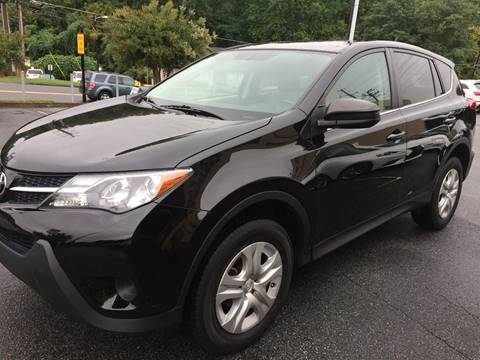 2013 Toyota RAV4 for sale at Highlands Luxury Cars, Inc. in Marietta GA