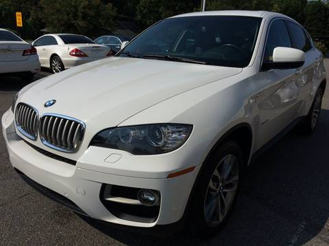 2013 BMW X6 for sale at Highlands Luxury Cars, Inc. in Marietta GA