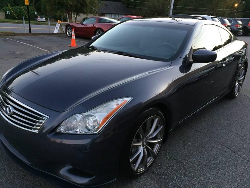 2008 Infiniti G37 for sale at Highlands Luxury Cars, Inc. in Marietta GA