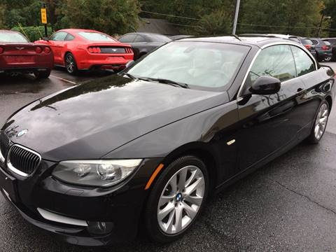2011 BMW 3 Series for sale at Highlands Luxury Cars, Inc. in Marietta GA