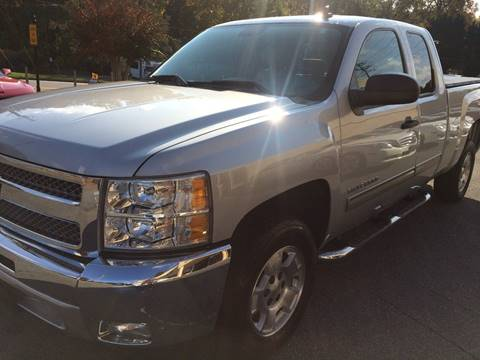2012 Chevrolet Silverado 1500 for sale at Highlands Luxury Cars, Inc. in Marietta GA