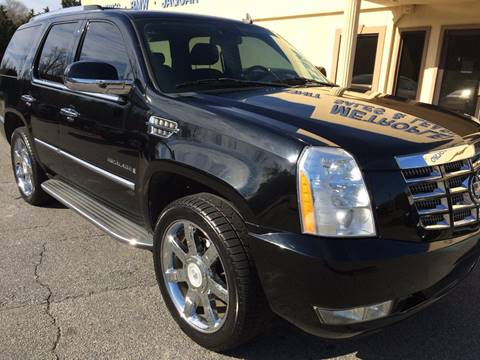 2009 Cadillac Escalade for sale at Highlands Luxury Cars, Inc. in Marietta GA