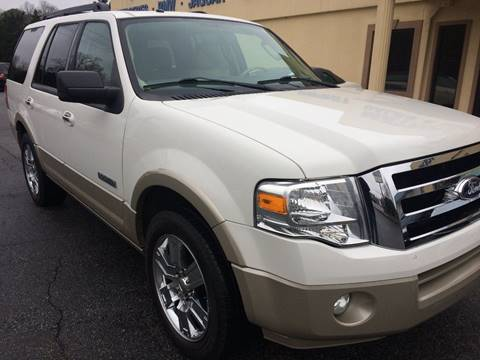 2008 Ford Expedition for sale at Highlands Luxury Cars, Inc. in Marietta GA