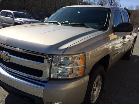 2008 Chevrolet Silverado 1500 for sale at Highlands Luxury Cars, Inc. in Marietta GA