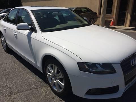 2011 Audi A4 for sale at Highlands Luxury Cars, Inc. in Marietta GA